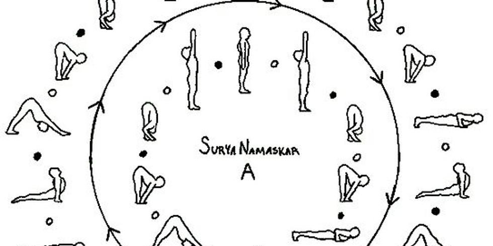 Suyra Namaskar Reload