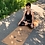 Thumbnail: Night Bear Cork Yoga Mat / 3.5mm