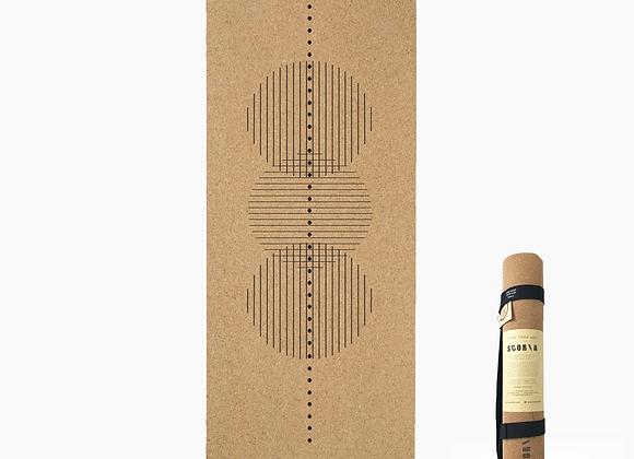 Revolve Cork Yoga Mat (4.5mm)