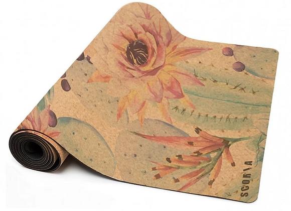 Botanicals Cork Yoga Mat (4.5mm)