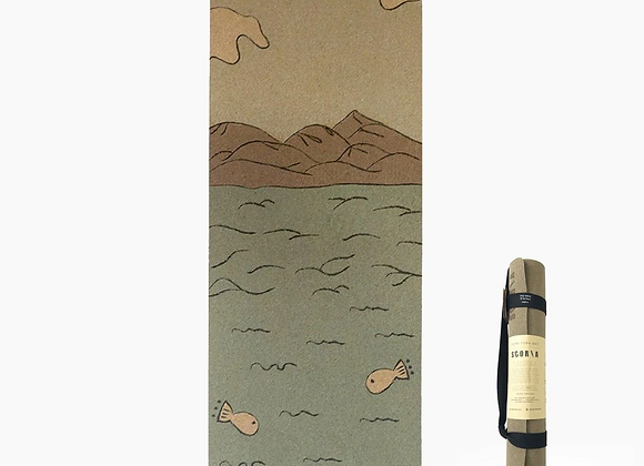 Connection Cork Yoga Mat / 3.5mm / ONLY 4 IN STOCK LEFT!!