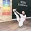 Thumbnail: Travel Essential Cork Yoga Mat (2mm) thin