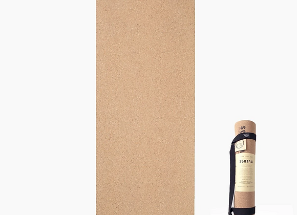 Standard Essential Cork Yoga Mat / 3.5mm