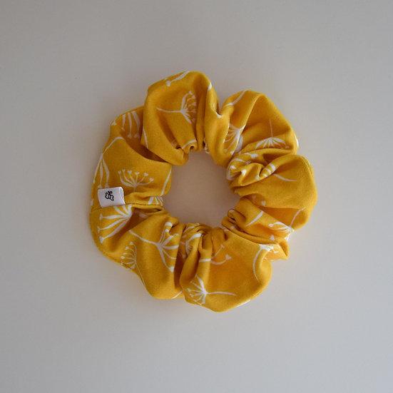 Scrunchie - Pusteblume groß