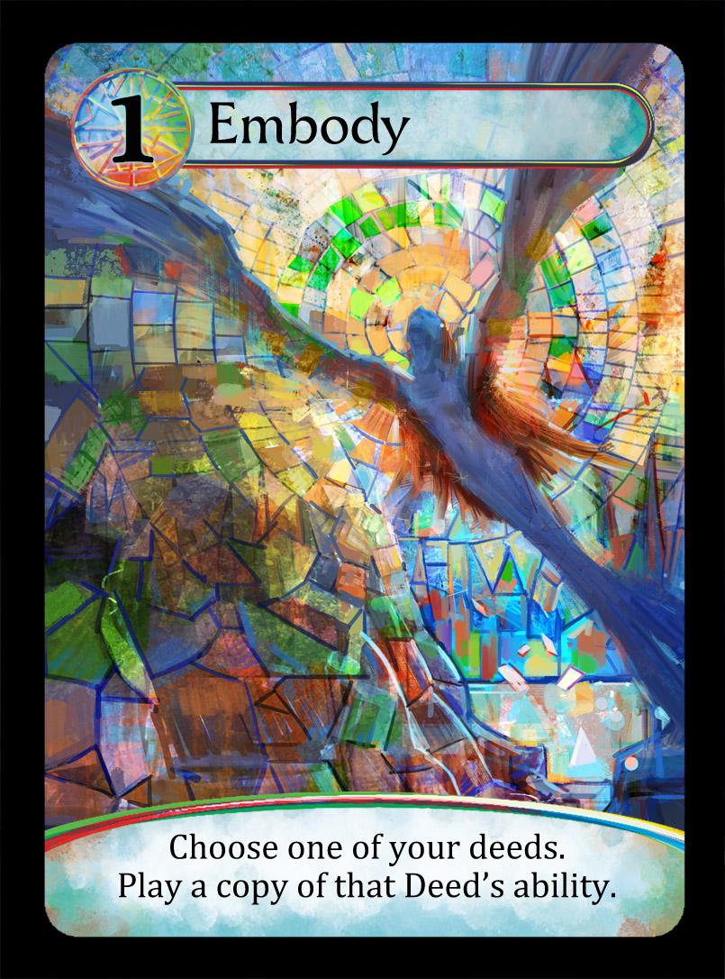 Embody Card