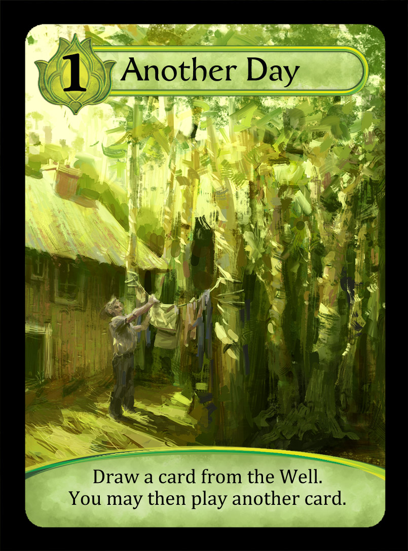 Another Day Card