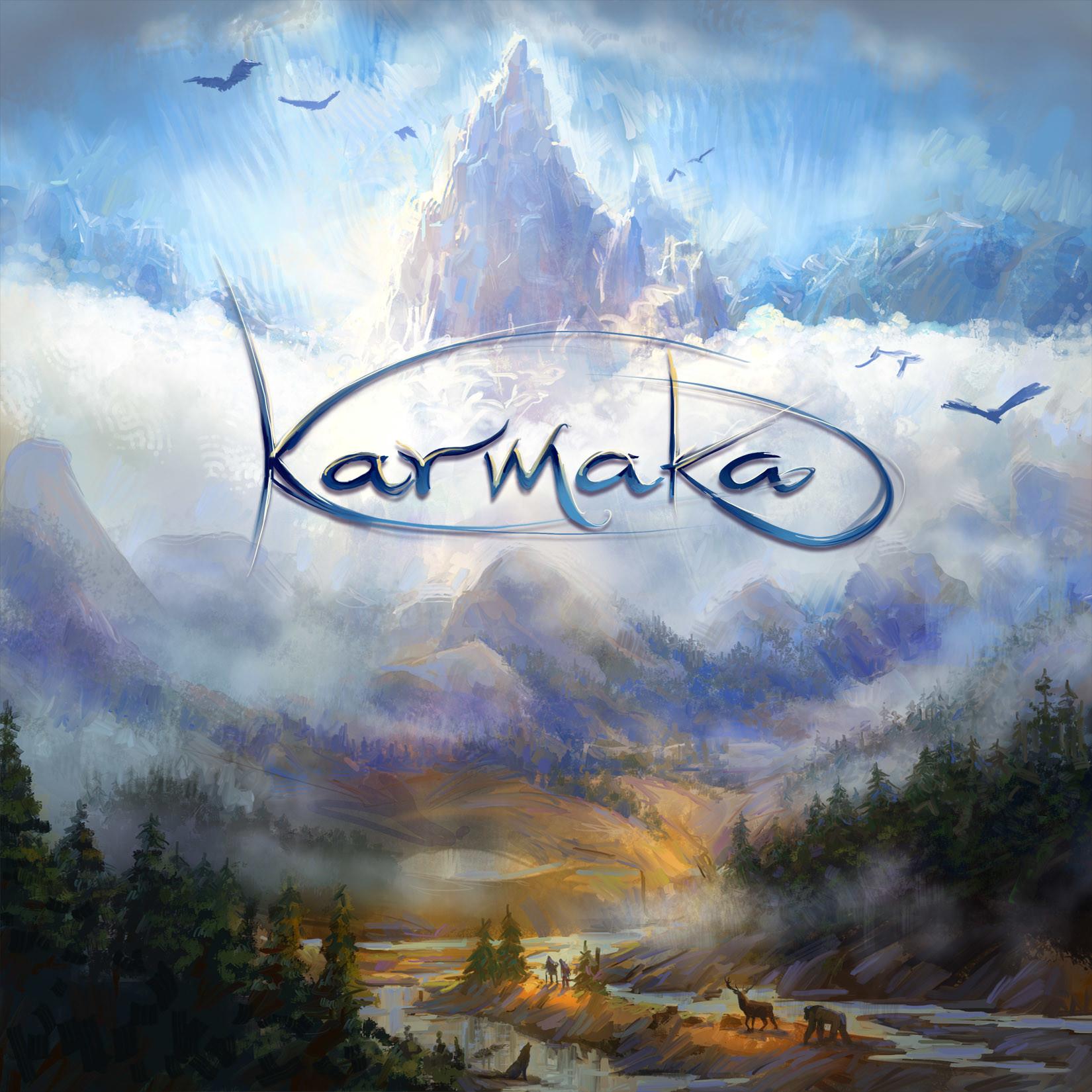 Karmaka Box Art
