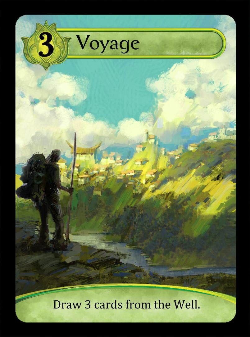 Voyage Card