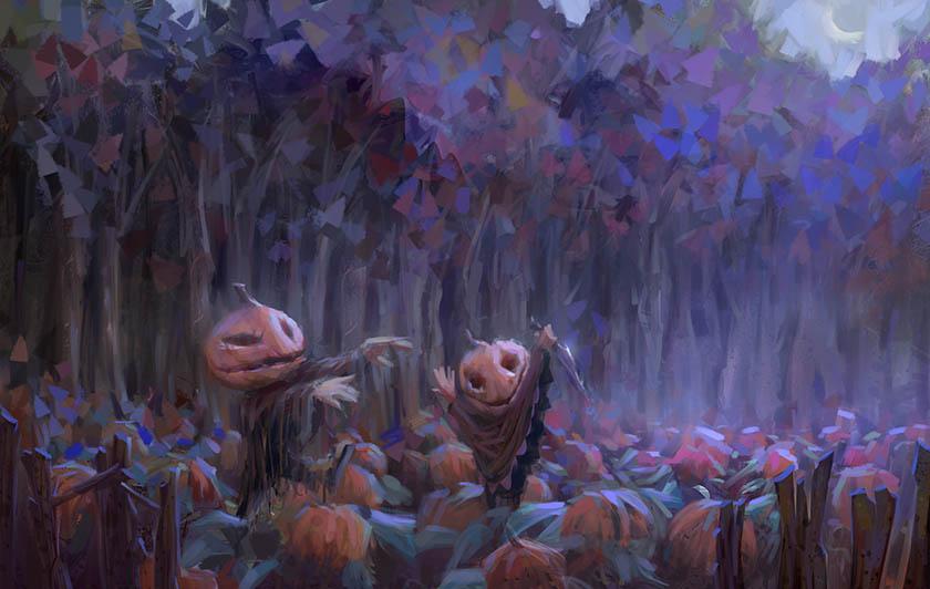 Pumpkin Ritual