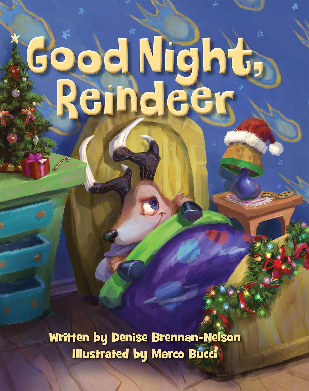 GoodNightReindeer