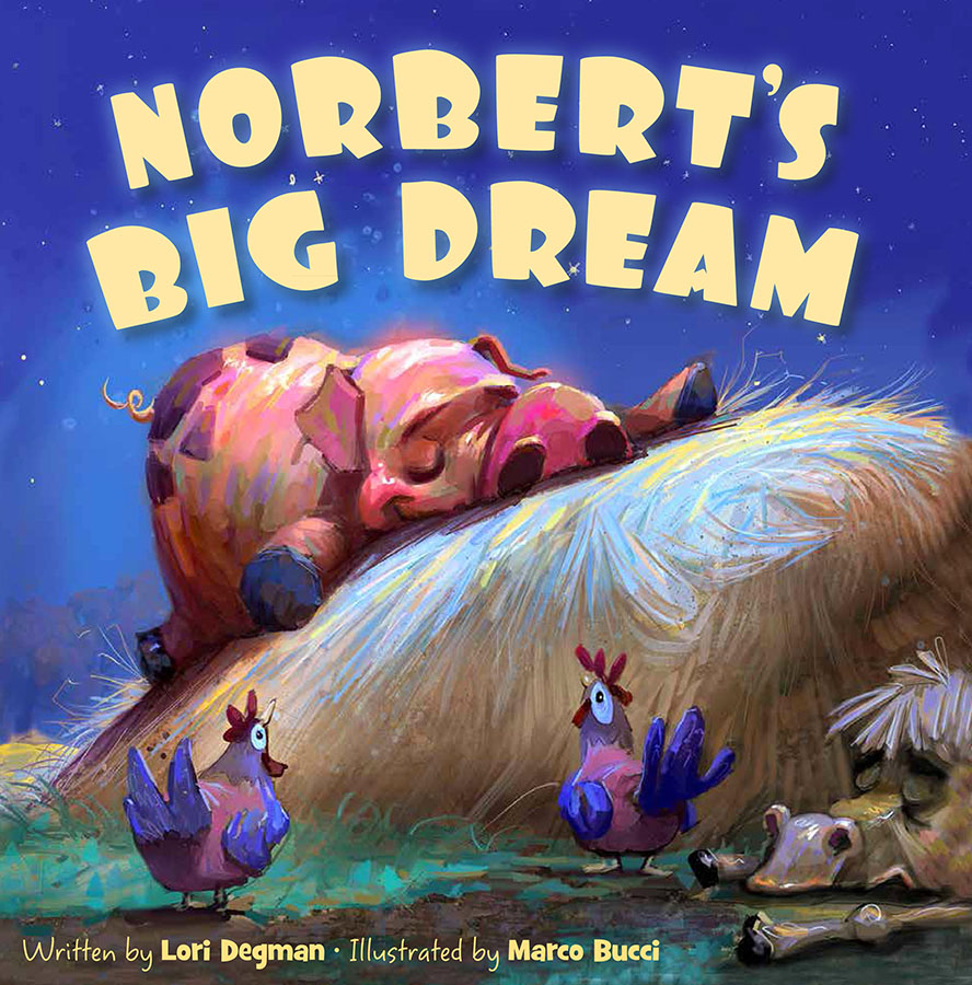 NorbertsBigDream_Cover