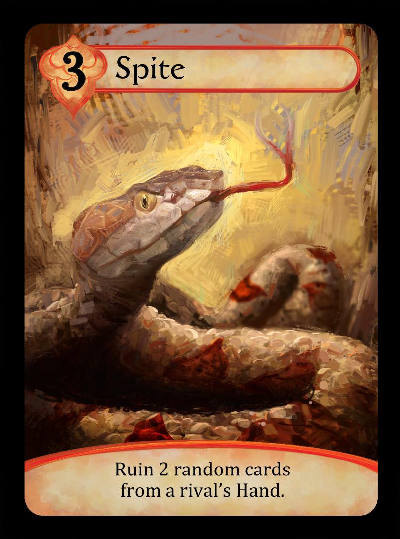 Spite Card