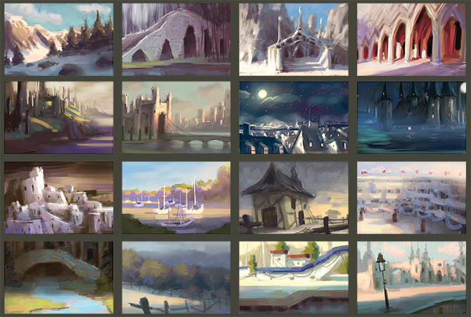 Colour Studies
