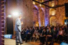 Facebook and Instagram presentation in Lisbon, Portugal