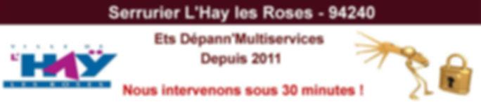 serrurier-l'Hay-les-Roses
