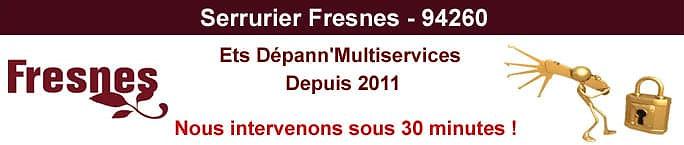 serrurier-fresnes