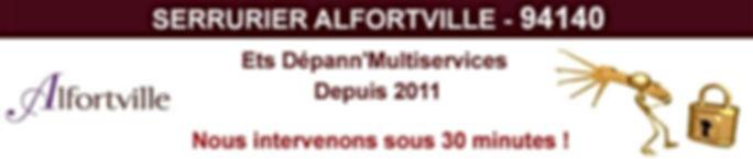Serrurier-Alfortville