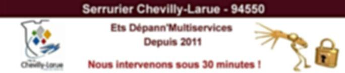 Serrurier-Chevilly-Larue