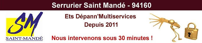 serrurier-saint-mande