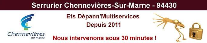 Serrurier-Chennevières-sur-Marne