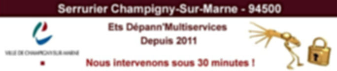 Serrurier-Champigny-sur-Marne
