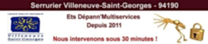 serrurier-villeneuve-saint-georges