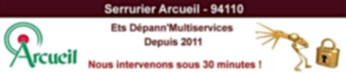 Serrurier-Arcueil
