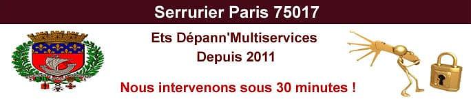 serrurier-paris-17
