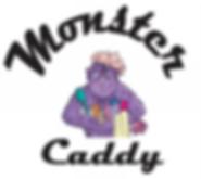 Monster Shower Caddy Main Logo