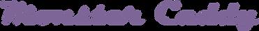 Monster Shower Caddy Logo