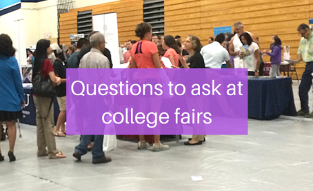 College Fairs: What to Do and Ask