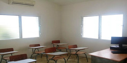 Math and Science Classroom