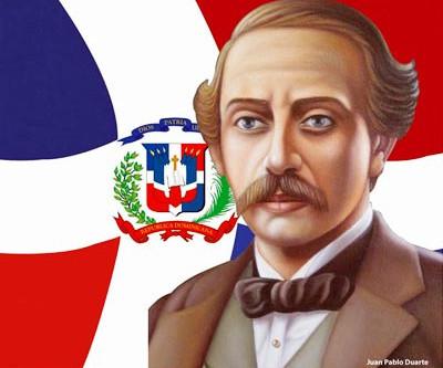 Honoring Juan Pablo Duarte