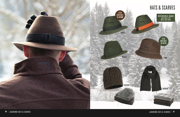 Steyr Catalog JAGDHUND Product Page