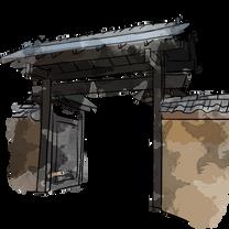 Taylor Gate Illustration