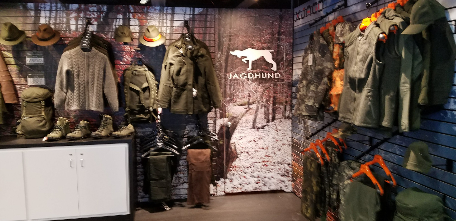 Steyr Arms SHOT Show Booth Interior 2