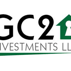 Real Estate Game Changers Logo (Concept) - Became GC2 Investments LLC Logo