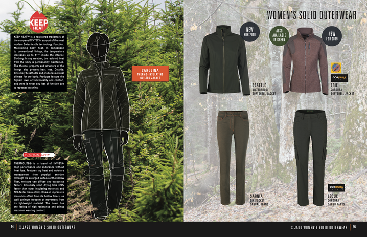 Steyr Catalog X JAGD Product Page