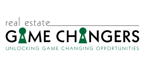 Real Estate Game Changers Logo (Concept)