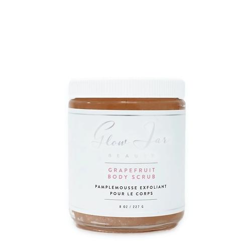 Glow Jar Beauty Grapefruit Body Scrub