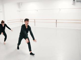 Choreo mit Vivian Bretz