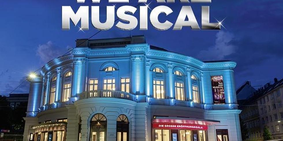 We Are Musical - Die große Eröffnungsgala