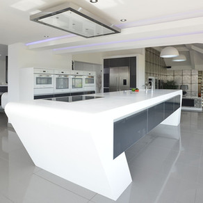 Here's why Corian is a great choice for your kitchen design