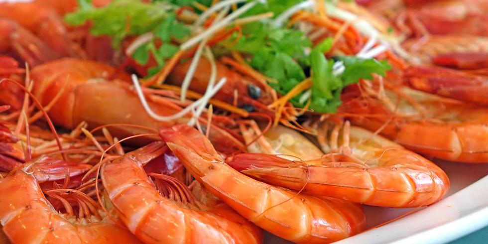 HAA! Yearly Chinese New Year Dinner @ Hua Yu Wee Seafood Restaurant