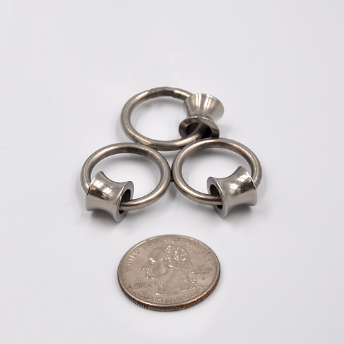 Fid L Stainless Steel Foot Toy Mini