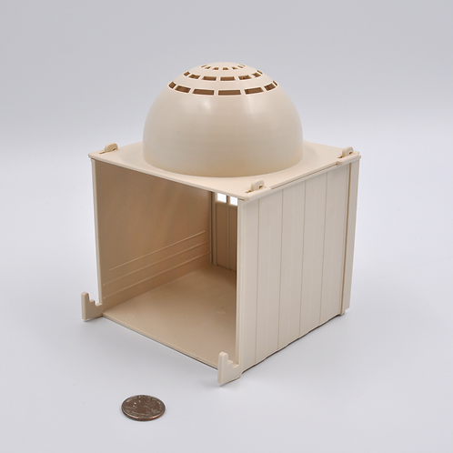 Plastic Dome Nesting Box
