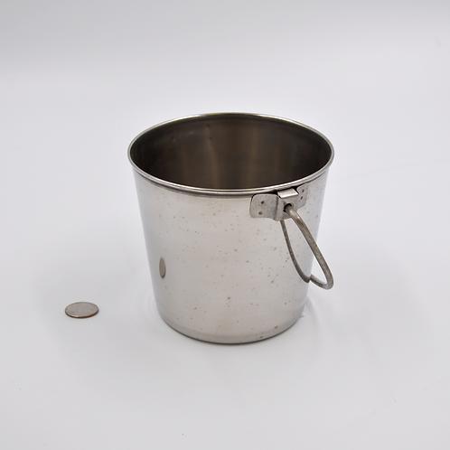2 Quart Stainless Steel Bucket