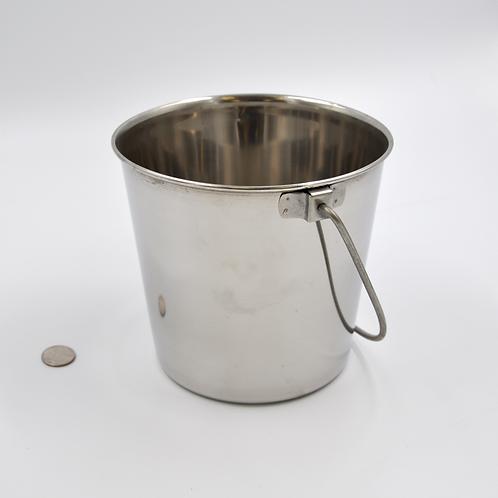 4 Quart Stainless Steel Bucket
