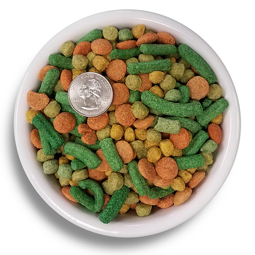 ZuPreem VeggieBlend, Per Pound