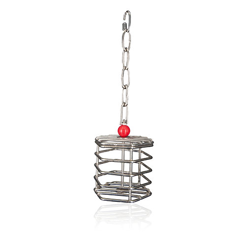 Metal Cage Forager